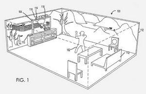 Microsoft патентует 3d-дисплей