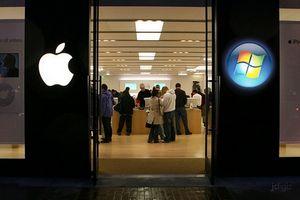 Microsoft переманит покупателей apple с порога