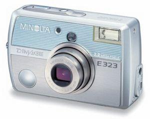 Minolta представила 2 любительские камеры
