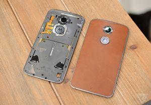 Motorola обновила семейство запрещенных в россии смартфонов