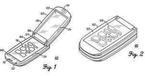 Motorola патентует 3d-раскладушку