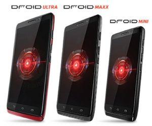 Motorola представила новое семейство смартфонов droid