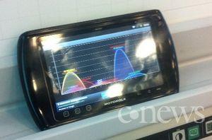 Motorola везет в россию планшет для серьезных людей