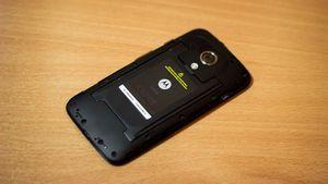 Motorola выпустила свой первый тачфон