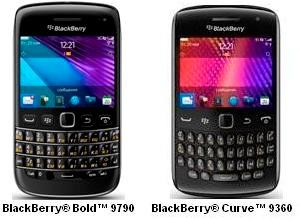 Мтс начала продажи новых моделей смартфонов blackberry