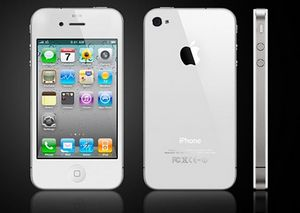 Начались продажи легендарного белого iphone