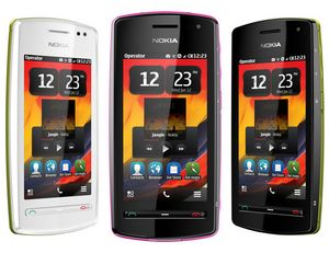 Недорогие смартфоны nokia 700, nokia 701 и nokia 600 на symbian belle