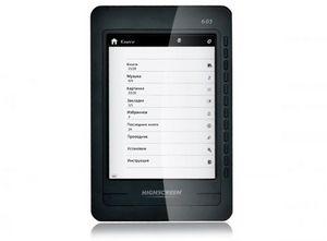 Недорогой ридер с хорошими экраном и сборкой: highscreen 605