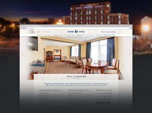 Некоторые нюансы по созданию сайта гостиницы