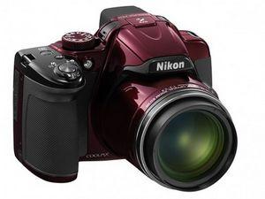 Nikon представила две новые компактные фотокамеры: coolpix p520 и coolpix l820