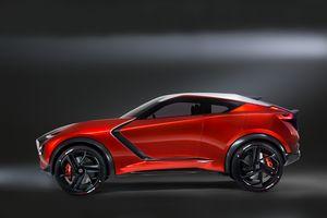 Nissan rogue делает шаг вперед