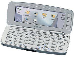 Nokia 9300: самый умный смартфон в тонком корпусе