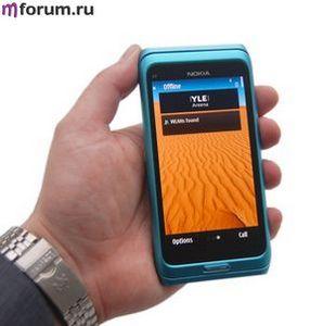 Nokia анонсировала три новых смартфона на базе symbian^3