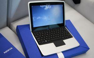 Nokia booklet 3g: дизайн и стоимость. фото
