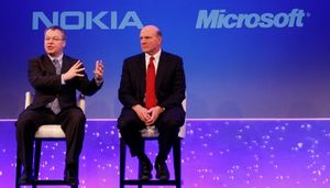 Nokia потратит $127 млн на раскрутку windows-смартфонов