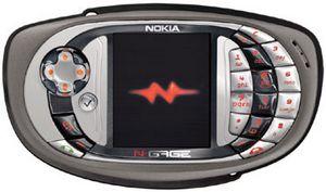 Nokia: упрощенная n-gage для активного образа жизни