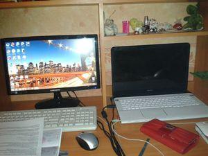 Новые ноутбуки и десктопы от sony. фото