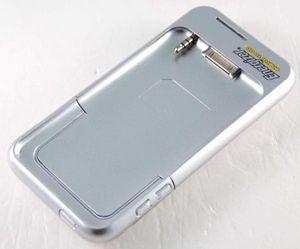 Новые портативные зарядные устройства-чехлы energizer для apple iphone 4g