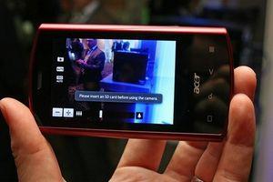 Новые смартфоны acer будут работать на android