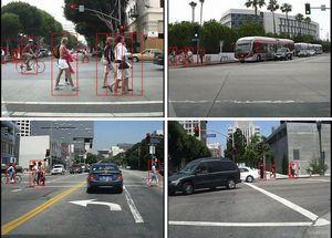 Новый алгоритм для беспилотных автомобилей распознает пешеходов не хуже человека (5 фото)