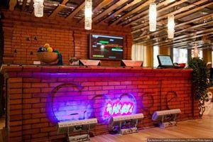 Новый офис google в москве