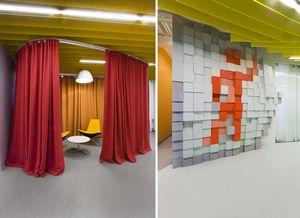 Новый офис компании яндекс (17 фото)