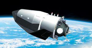 Новый российский пилотируемый космический корабль будет создан к 2018 году