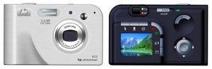 Нр представил первую цифровую камеру новой серии r