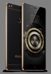 Nubia z11 с безрамочным дисплеем появится в россии