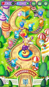 Обзор игры balloony land