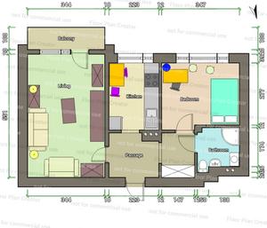 Обзор приложений от дмитриона. выпуск 6: floor plan creator или программа для походов в ikea и не только.