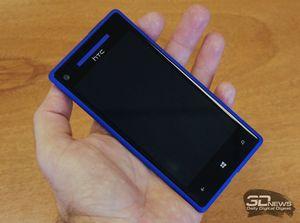 Обзор смартфона htc 8s