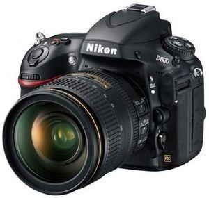 Официальный анонс фотоаппарата nikon d800