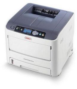 Oki europe представила новый цветной принтер pro6410 neoncolor