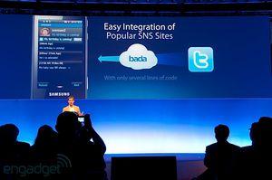 Операционная система samsung bada - новые подробности (13 фото + видео)
