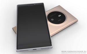 Опубликованы новые рендеры и характеристики nokia lumia 1020
