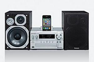 Panasonic анонсировала микросистему sc-pmx5 с док-станцией для iphone и ipod