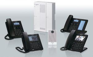 Panasonic обновил модельный ряд офисных атс