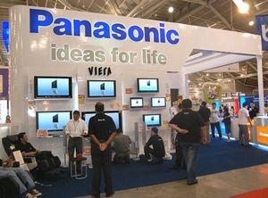 Panasonic потерял $4 млрд за год