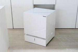 Panasonic предлагает холодильник, который подъезжает к хозяину (8 фото + видео)