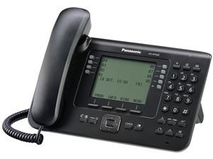 Panasonic представил новую серию системных ip-телефонов kx-nt500