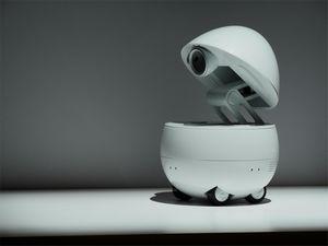 Panasonic представила настольного робота-компаньона в форме яйца