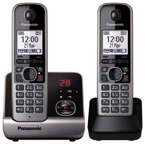 Panasonic выпустил новую серию dect-телефонов
