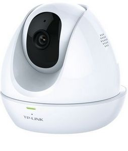 Панорамная камера tp-link nc450 для круглосуточного видеонаблюдения