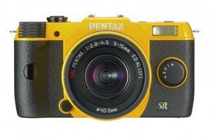Pentax q7 - новая беззеркальная компактная камера со сменной оптикой