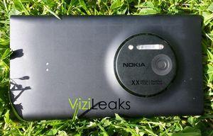 Первые фотографии камерофона nokia eos