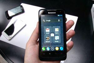 Первые смартфоны lenovo поступают в продажу в россии. фото