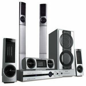 Philips представил high-end-системы домашнего развлечения