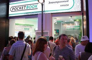 Pocketbook открыл первую в россии сеть по продаже ридеров