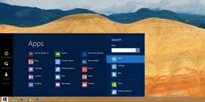 Подробности о windows blue: microsoft вернет меню «пуск»
